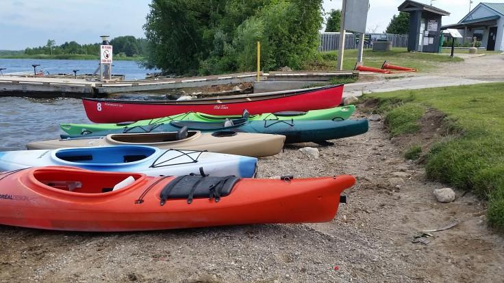 Island Lake Kayaks