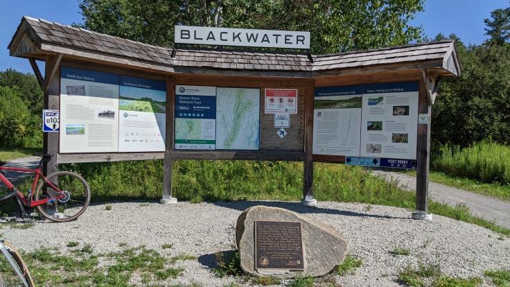 Billboard - Blackwater to Cannington or Uxbridge to Lindsay Rail Trail/TransCanada Trail