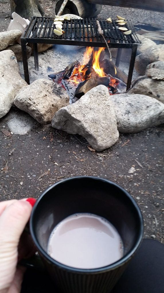Hot Chocolate Bon Fire