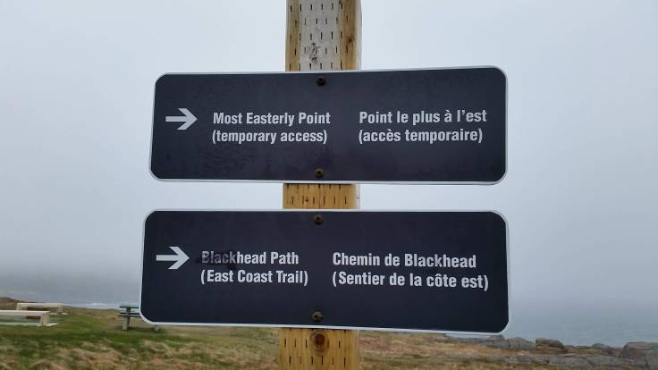 Newfoundland - Most Easterly Point