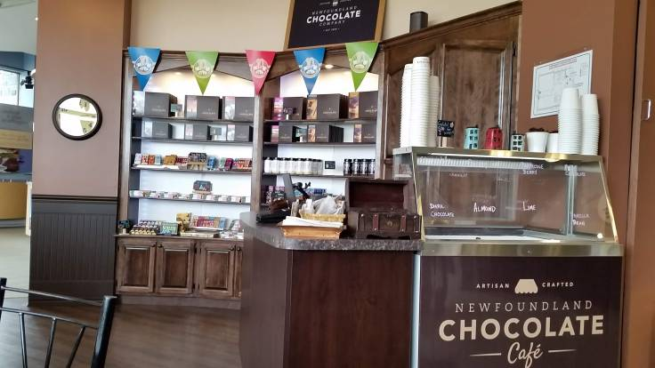 Newfoundland Chocolate Cafe